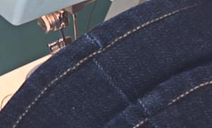Hemmed Jeans image