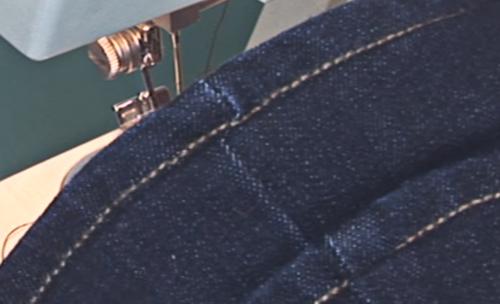 New Jeans Hem