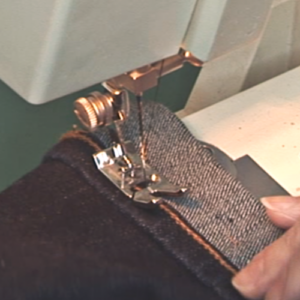 Hemming Jeans image