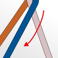 Braiding Step 2