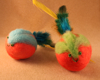 Felted Cat Toys Craft Pattern image
