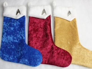 Star Trek Inspired Christmas Stockings