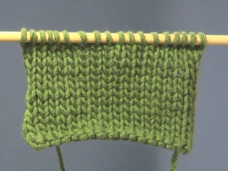 Stockinette Stitch image