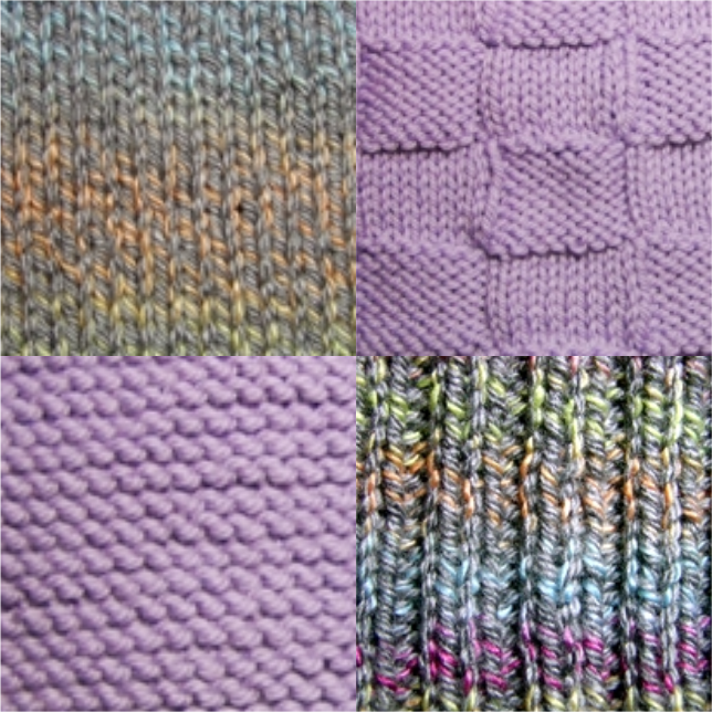 Variations In Stitches