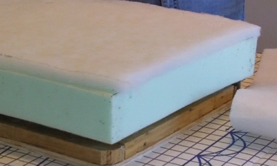 Upholstery Foam Base