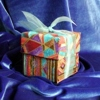 Fabric Gift Box Craft Pattern Thumbnail image