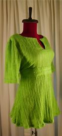 Green Empire Waist Shirt