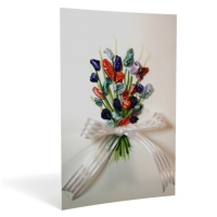 Handmade Greeting Card Design image
