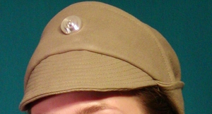 Imperial Officer Hat DIY