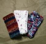 DIY iPod Phone Sock Knitting Pattern image