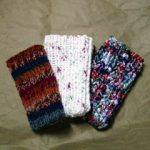 DIY iPod Phone Sock Knitting Pattern image