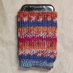 Knitted iPod Phone Sock Thumbnail