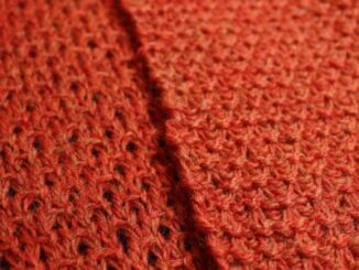 Knitted Placemat Pattern image