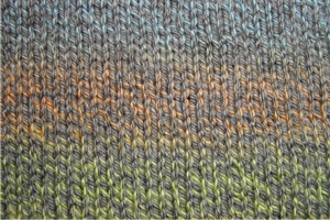 knit stockinette stitch