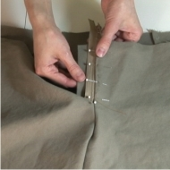 Pinning Pants Zipper image