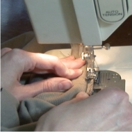 Sewing A Pants Zipper image
